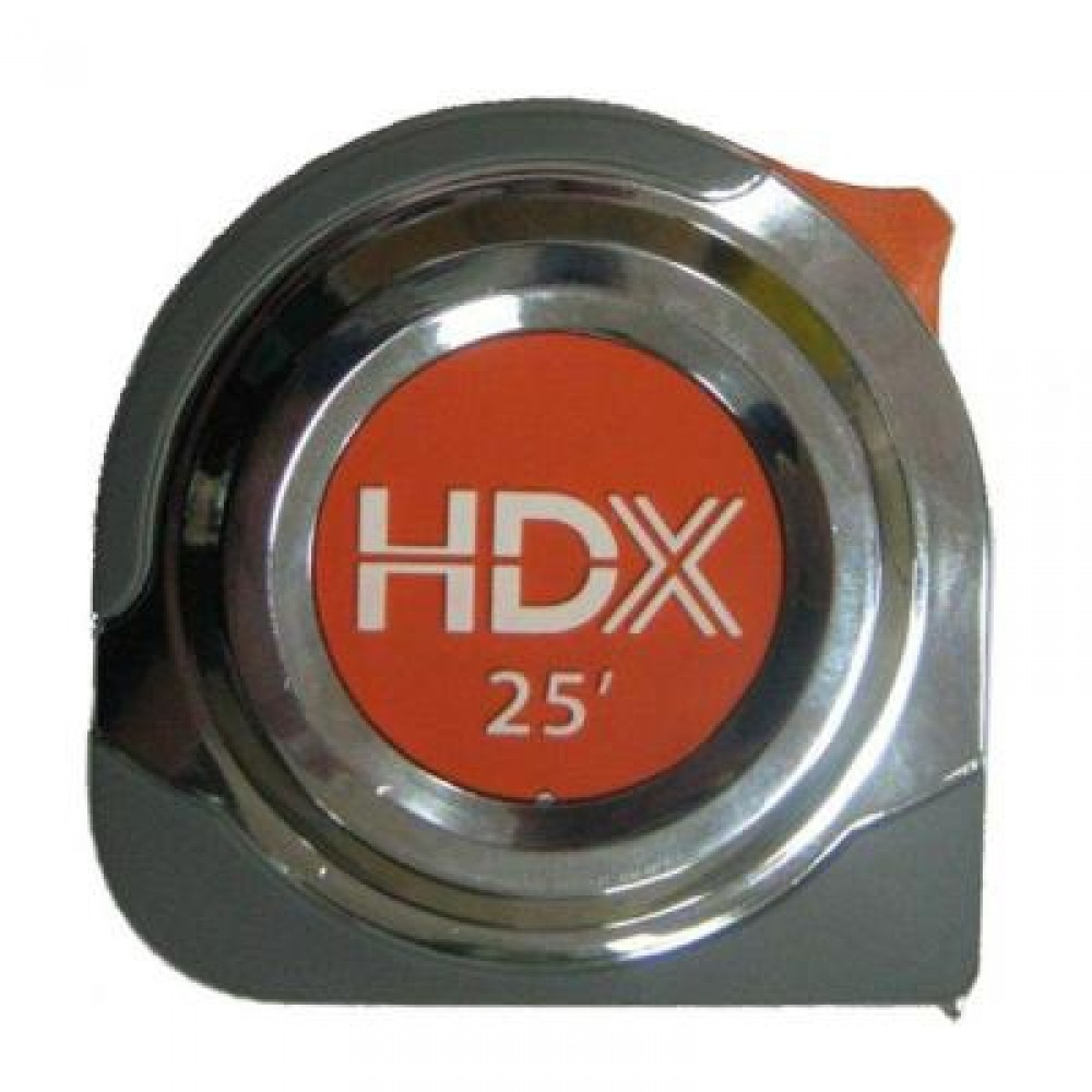 HDX 25' Chrome Tape