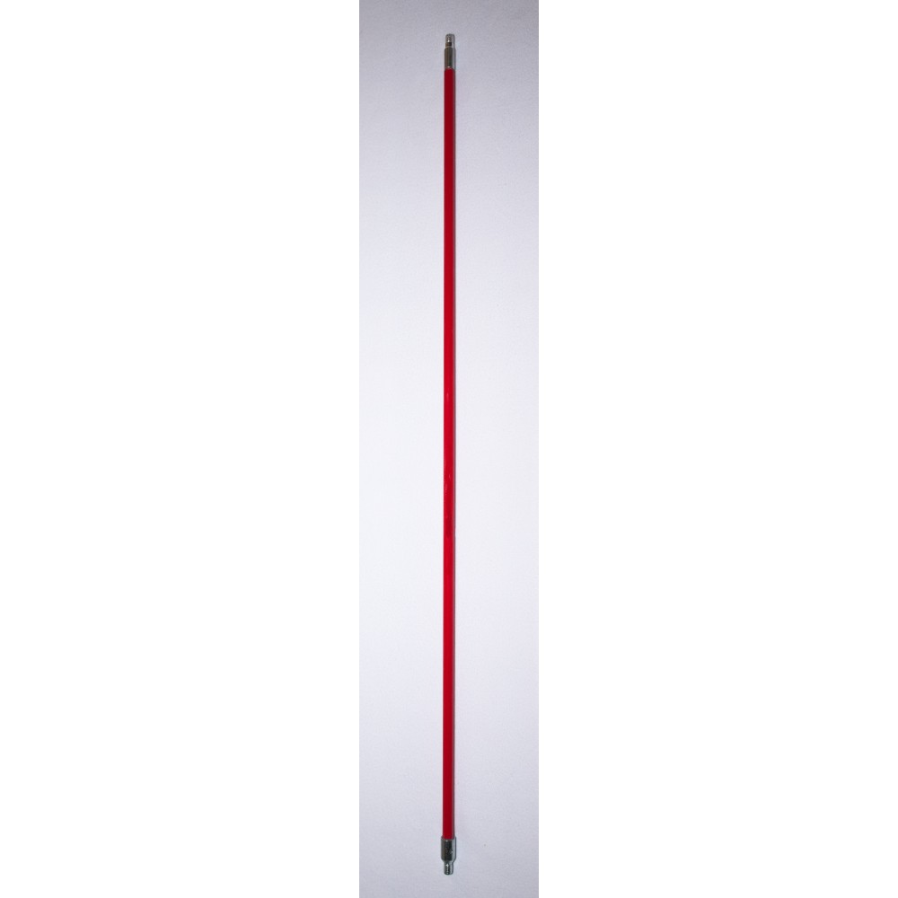 Red Solid Flagstick