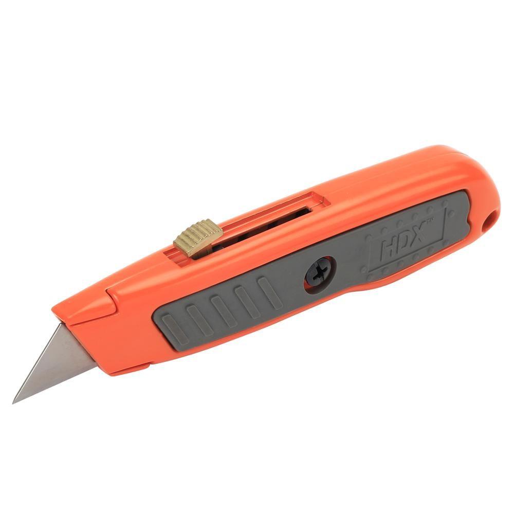 Utility Knife HDX Orange