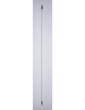 White Solid Flagstick