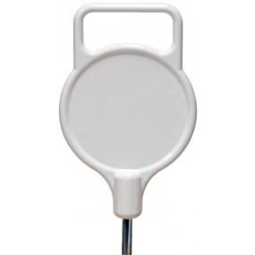 Aluminum Head White