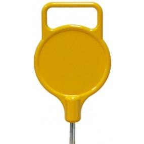 Aluminum Head Yellow